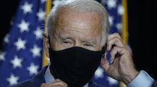 Antifa website redirected to Biden's campaign site causes right-wing conspiracy meltdown