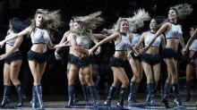 Les Spurs de San Antonio se séparent de leurs meneuses de claque