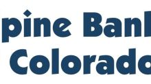 Alpine Banks of Colorado Announces Financial Results for Q2 2021