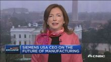 Watch CNBC's full interview with Siemens USA CEO Barbara Humpton