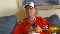 Blackhawks fans brave storms to attend sold-out Stanley Cup Finals game