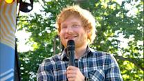 Ed Sheeran on Taking The US by Storm