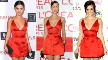 Fashion Battle: Selena Gomez vs. Irina Shayk vs. Lucy Hale