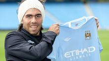 On This Day in 2009: Manchester City agree deal to sign Carlos Tevez