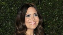 Mandy Moore always keeps purse stocked with coconut oil