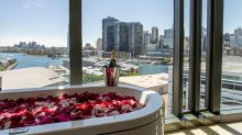 Inside the stars' $5.5k ARIAs penthouse suites