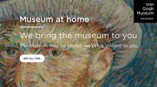 在家參觀博物館