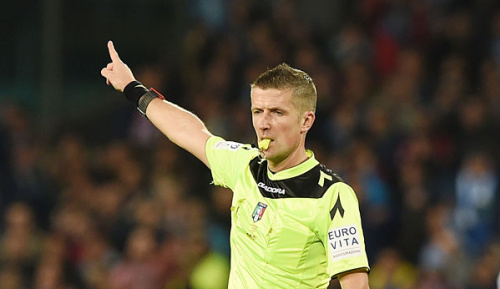 Champions League: Italiener Orsato pfeift BVB-Spiel gegen Monaco