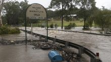 Man dies after car becomes trapped in Sydney floodwaters