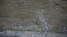 Scotland's coastal litter problem unveiled in new photos