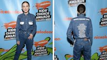 Millie Bobby Brown gives sartorial support to Parkland shooting victims in custom Calvin Klein