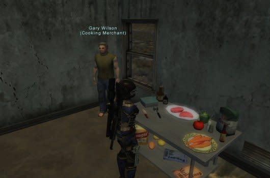 Wasteland Diaries: Player-run economy
