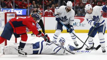 How much blame should Leafs place on Hutchinson?