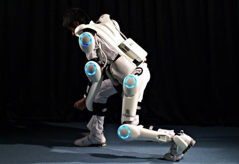 HAL robotic suit rental is ready for Tony Stark wannabes, the elderly