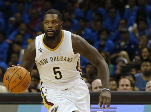In his seventh season, Lance Stephenson is with his fifth team. (AP)