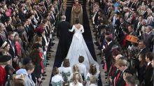 Prinzessin Eugenies großer Tag: Die Highlights der Royal Wedding
