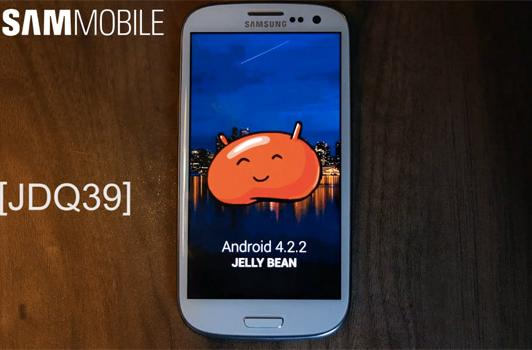 Galaxy S III Android 4.2.2 firmware leaked, adds several S 4 features (video) (update: international model)