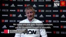 """Solskjaer will """"Endspiel"""" gegen Leicester dominieren"""