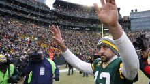Aaron Rodgers guest starring as 'Jeopardy!' host on 'The Conners,' prompting speculation about future
