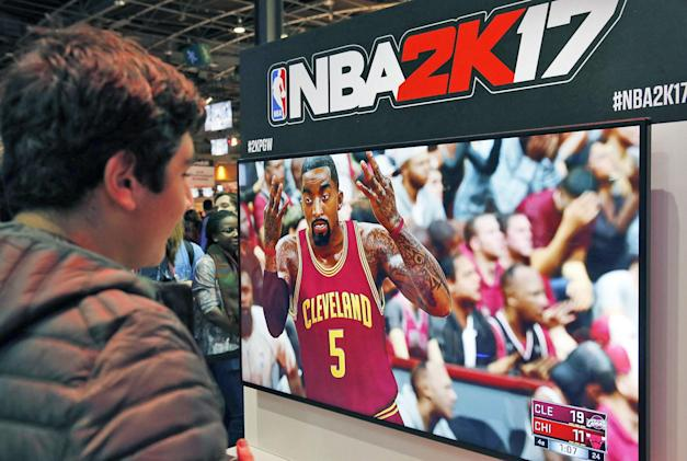 The Cavs and Warriors will have their own 'NBA 2K eLeague' teams