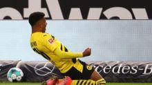 Soccer-Teenager Knauff bags first goal to give Dortmund 3-2 win at Stuttgart