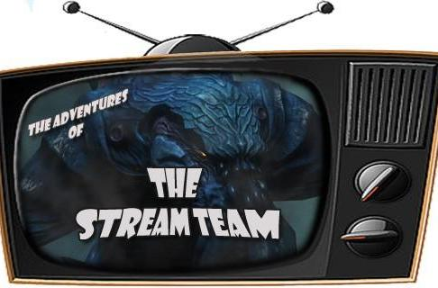 The Stream Team:  Bleepity bleep edition, April 8 - 14, 2013