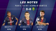 PSG-Nantes (3-0) : Les notes des Parisiens