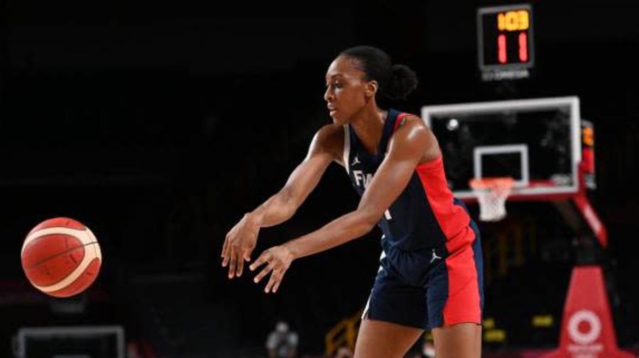 JO - Basket (F) - Bleues - Sandrine Gruda après la défaite des Bleues face au Japon aux JO: «On s'est trouées»