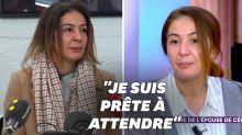"""Mort de Cédric Chouviat: sa femme """"a envie d'avoir confiance en la justice"""""""