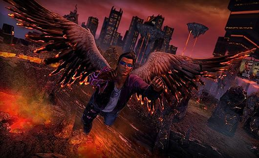 As Seen On TV: Saints Row: Gat Out of Hell launch infomercial