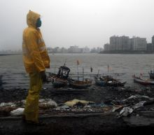 Mumbai avoids brunt of cyclone that barrels into India's west coast