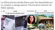 Indignación en las redes con el padre de Diana Quer tras comparar el pozo en el que murió su hija con la piscina de Pablo Iglesias