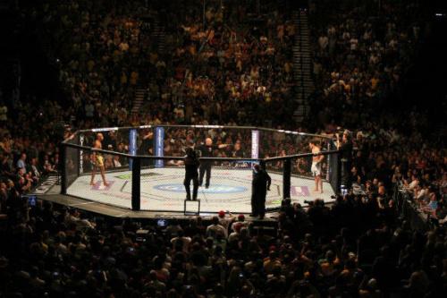 O UFC foi acusado de monopolizar o mercado de MMA - Divulgação/UFC