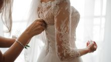 Bride heartbroken after mother-in-law destroys wedding dress