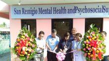 San Remegio gets own mental health center