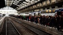 SNCF, Air France: la grève reprend avec un trafic un peu moins perturbé