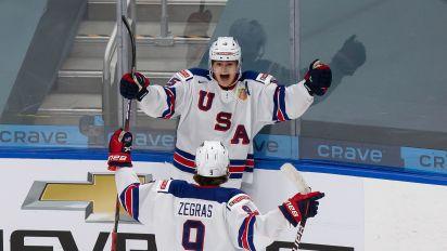 USA stuns Canada to capture world junior gold