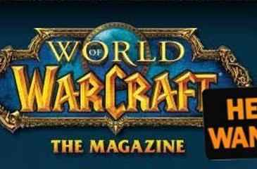 World of Warcraft: The Magazine needs a new Editor-in-chief