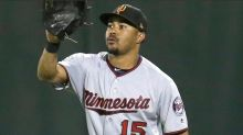 Twins prospect LaMonte Wade suffers concussion in scary AFL collision
