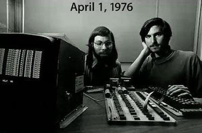 Today is Apple's 38th birthday