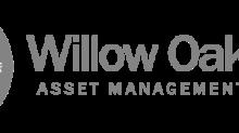 Willow Oak Asset Management and SVN Capital Announce Partnership