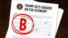 Trumponomics downgraded to B from A-