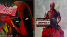 'Deadpool' crashes iconic movie covers and honestly, they're so much better