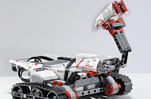 Lego Mindstorms EV3 arrives tailored for mobile, infrared and more hackability