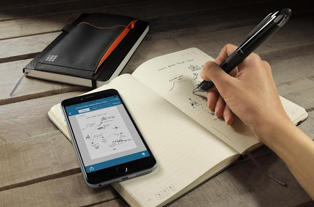 Livescribe launches Moleskine-branded pen-and-notebook bundle