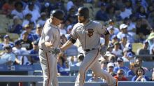 Closing Time: Mac Williamson powers up in San Francisco