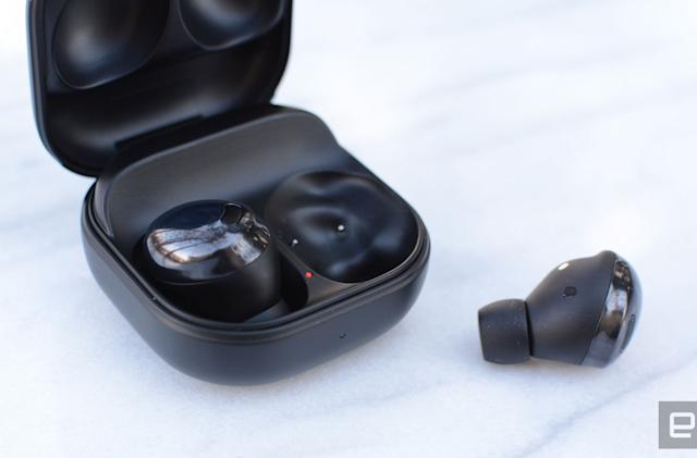 Samsung's Galaxy Buds Pro hit all-time low of $165 at Woot