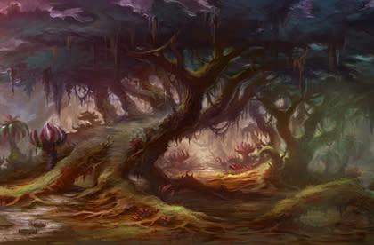Warcraft wallpaper, costume, art, and comic updates