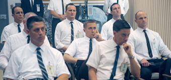 'First Man' writer on film's lack of diversity