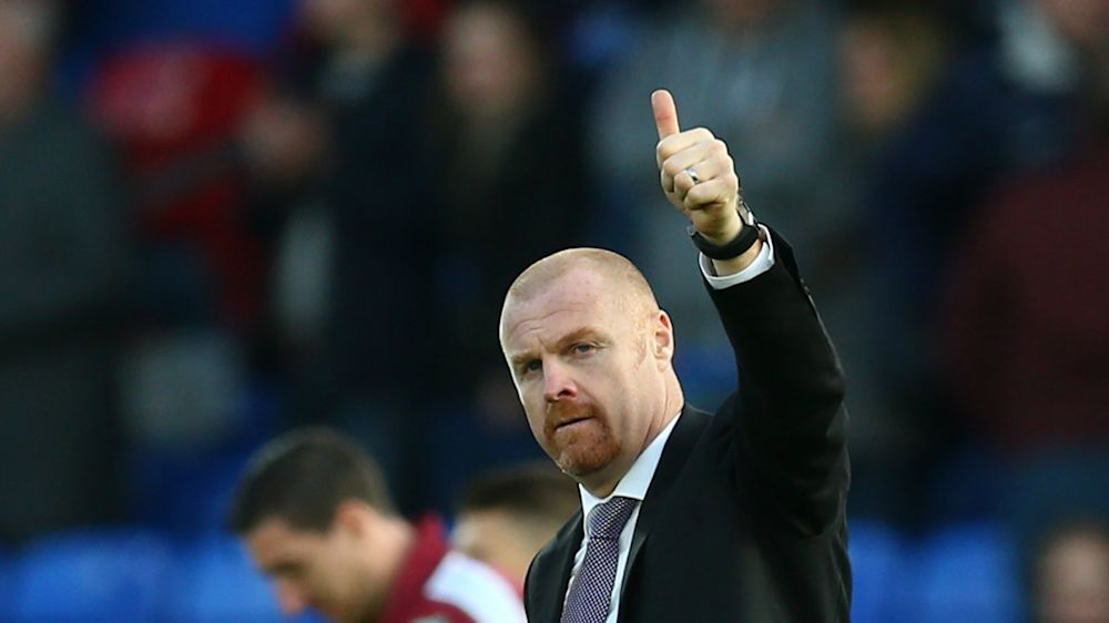 'It's been a long wait' - Dyche delight as 'outstanding' Burnley finally win away